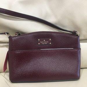 HP🎉 NWT Kate Spade Cherrywood Crossbody Purse Bag